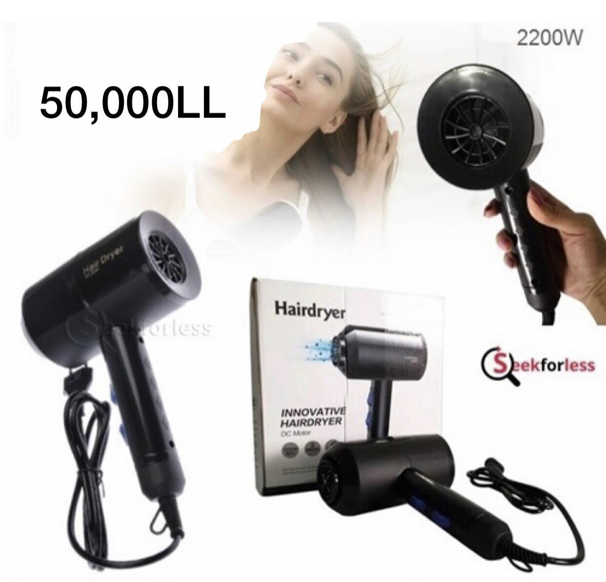 ​Innovative Hair Dryer