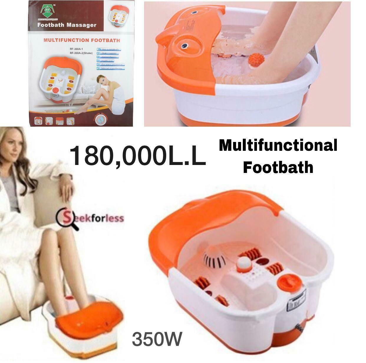 Multifunctional Footbath