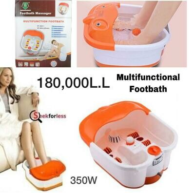 Multifunctional Footbath