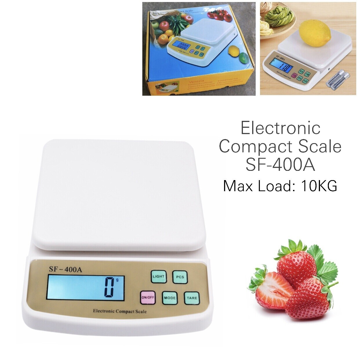 Kitchen Scale (SF-400A)