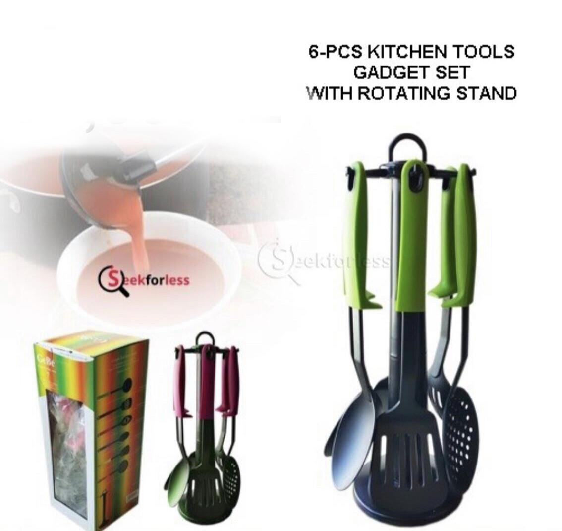 6-Pcs Kitchen Tools