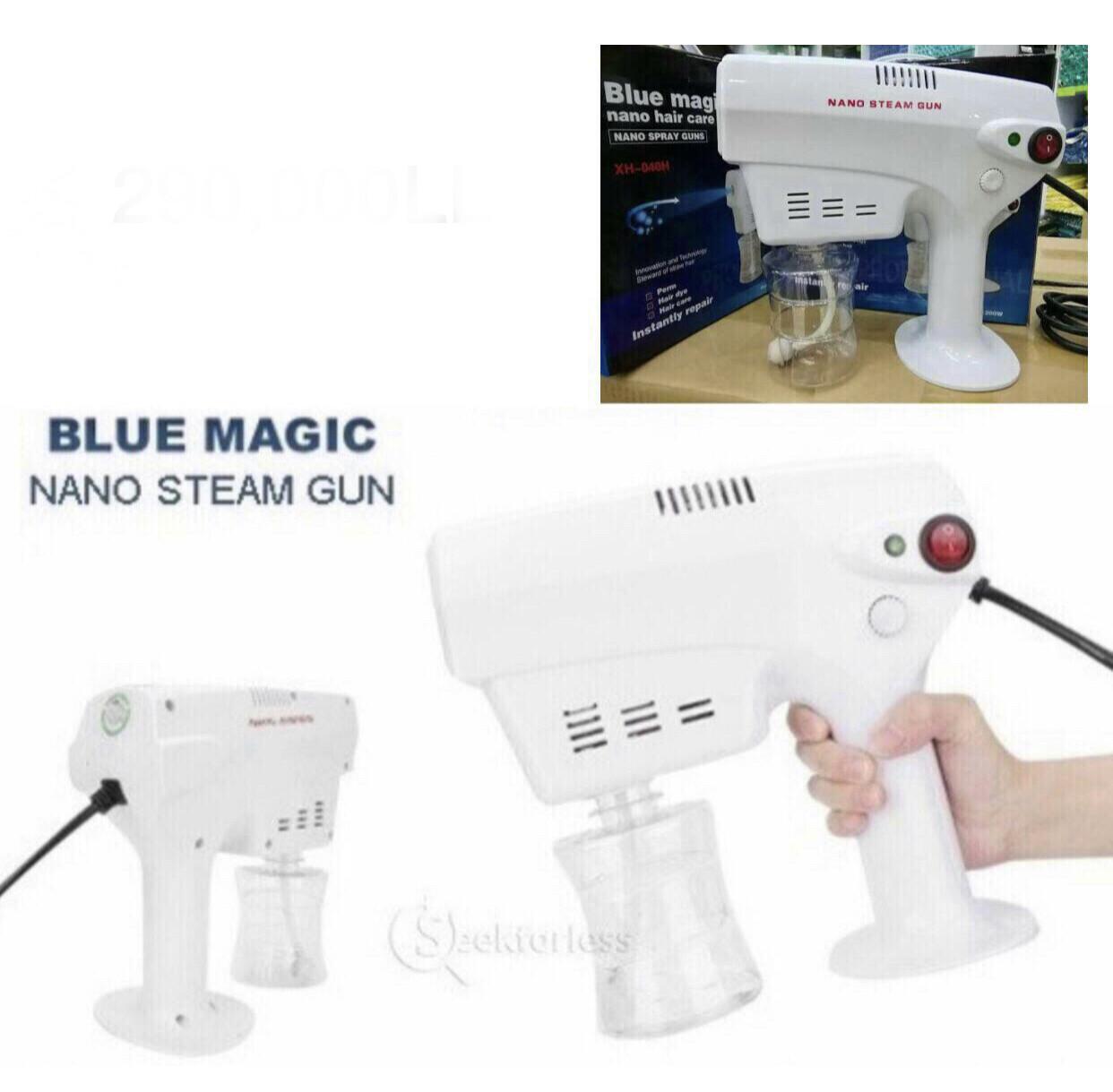 Nano Steam Gun