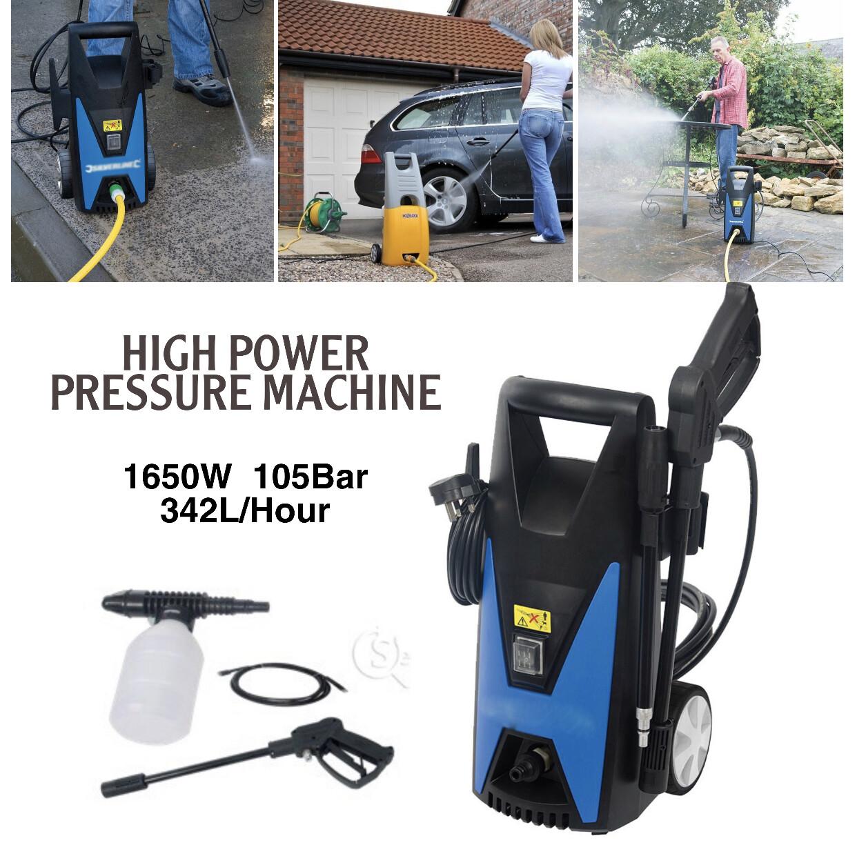 KSM Pressure Machine