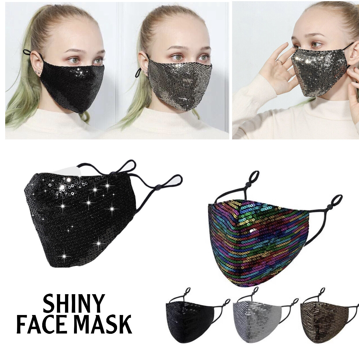 Shiny Mask