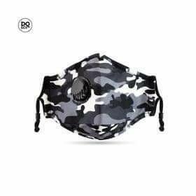 Mask (Army White and black Skin)