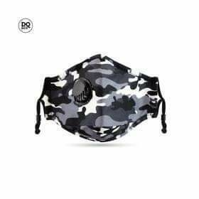 Mask (Army White and black Skin)