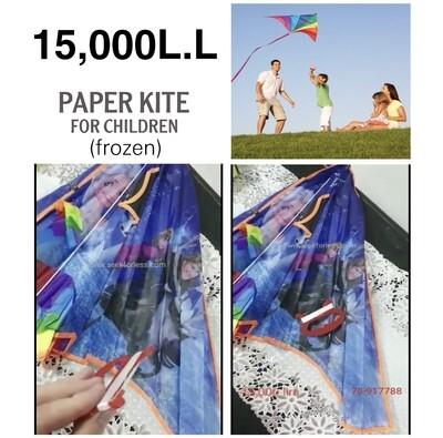 Children Kite (frozen)