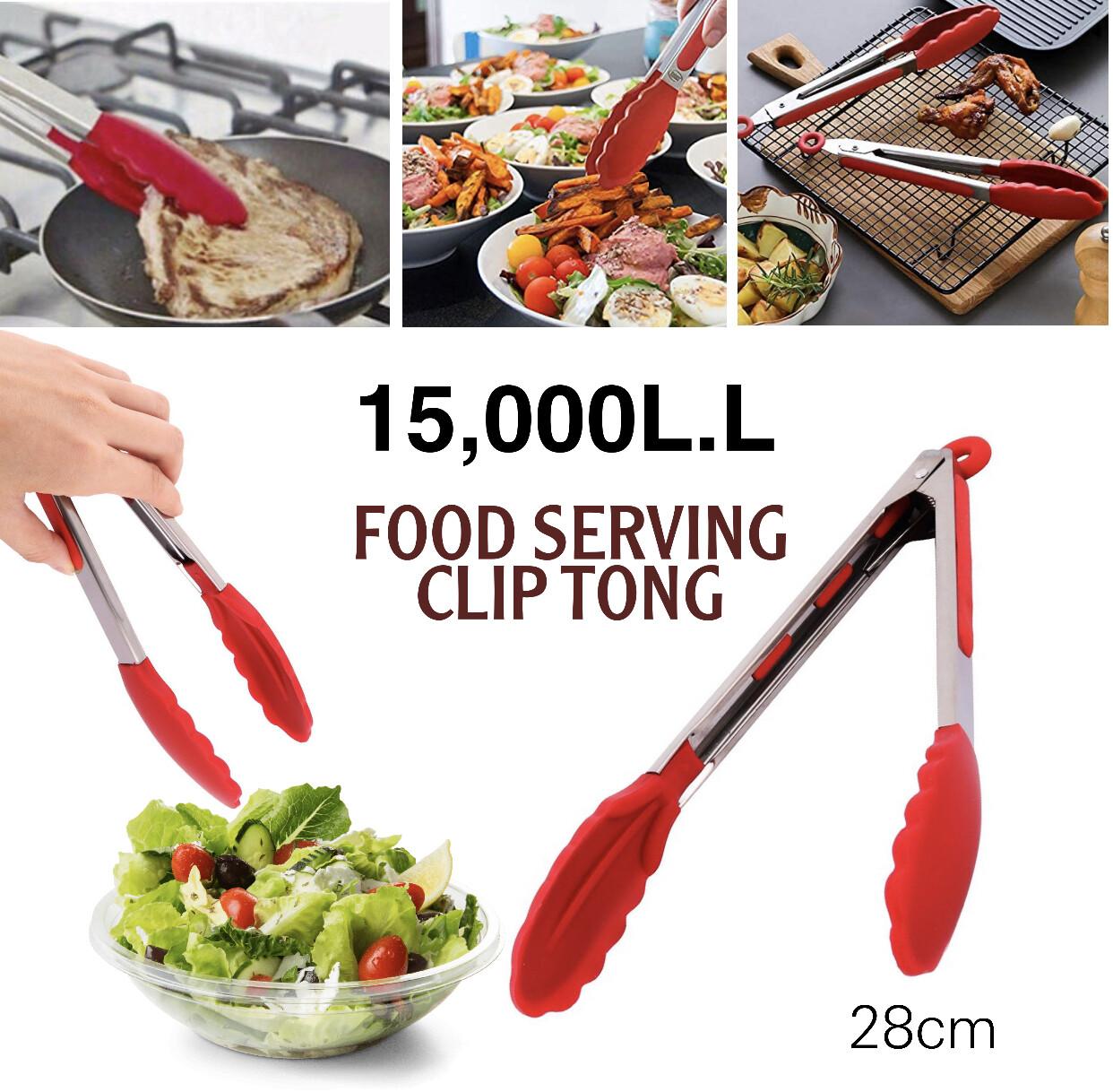 Food Clip Tong