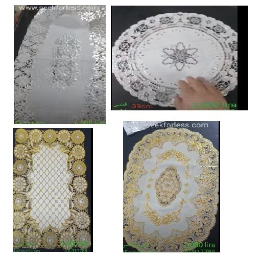 Table Crochet