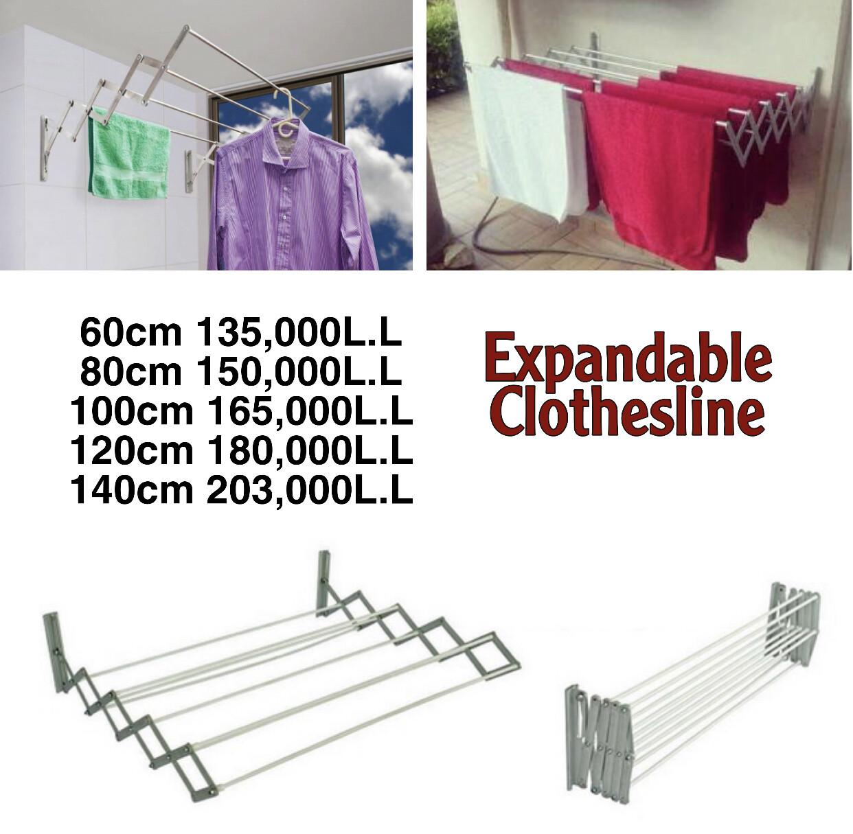 Accordion Clothesline