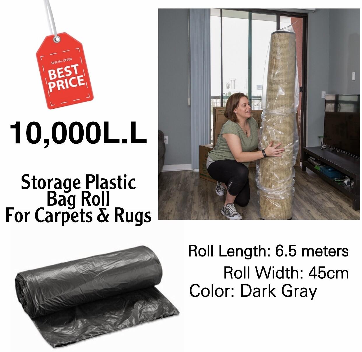 Carpets Storage Bag Roll