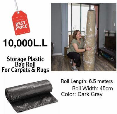 Carpets Storage Bag Roll