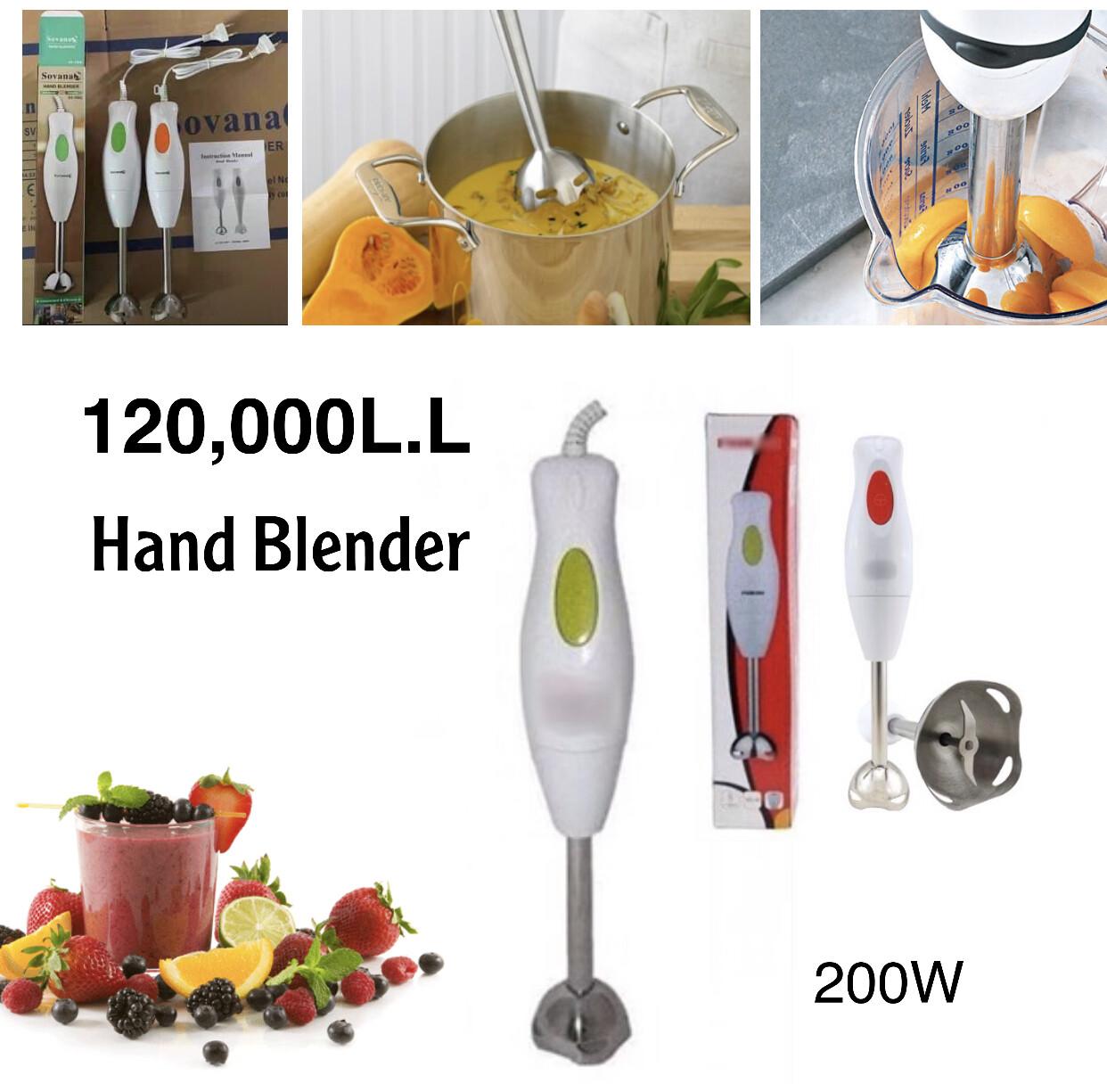 SOVANA Hand Blender