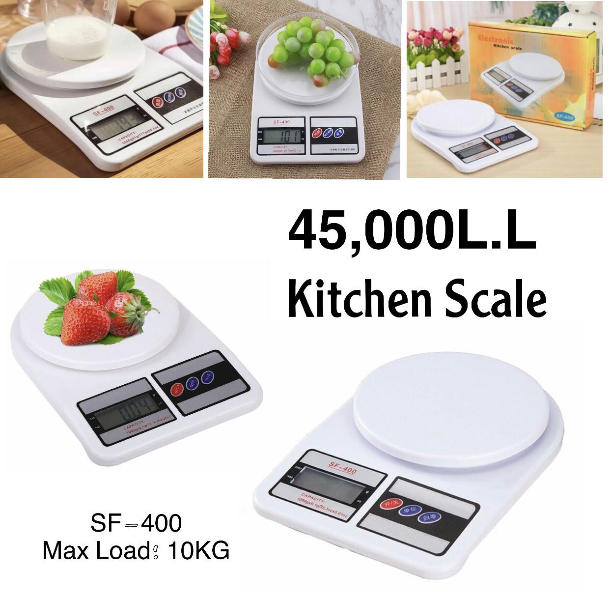 Kitchen Scale (SF-400)
