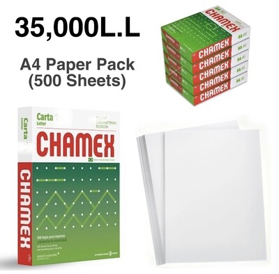 A4 Paper Pack
