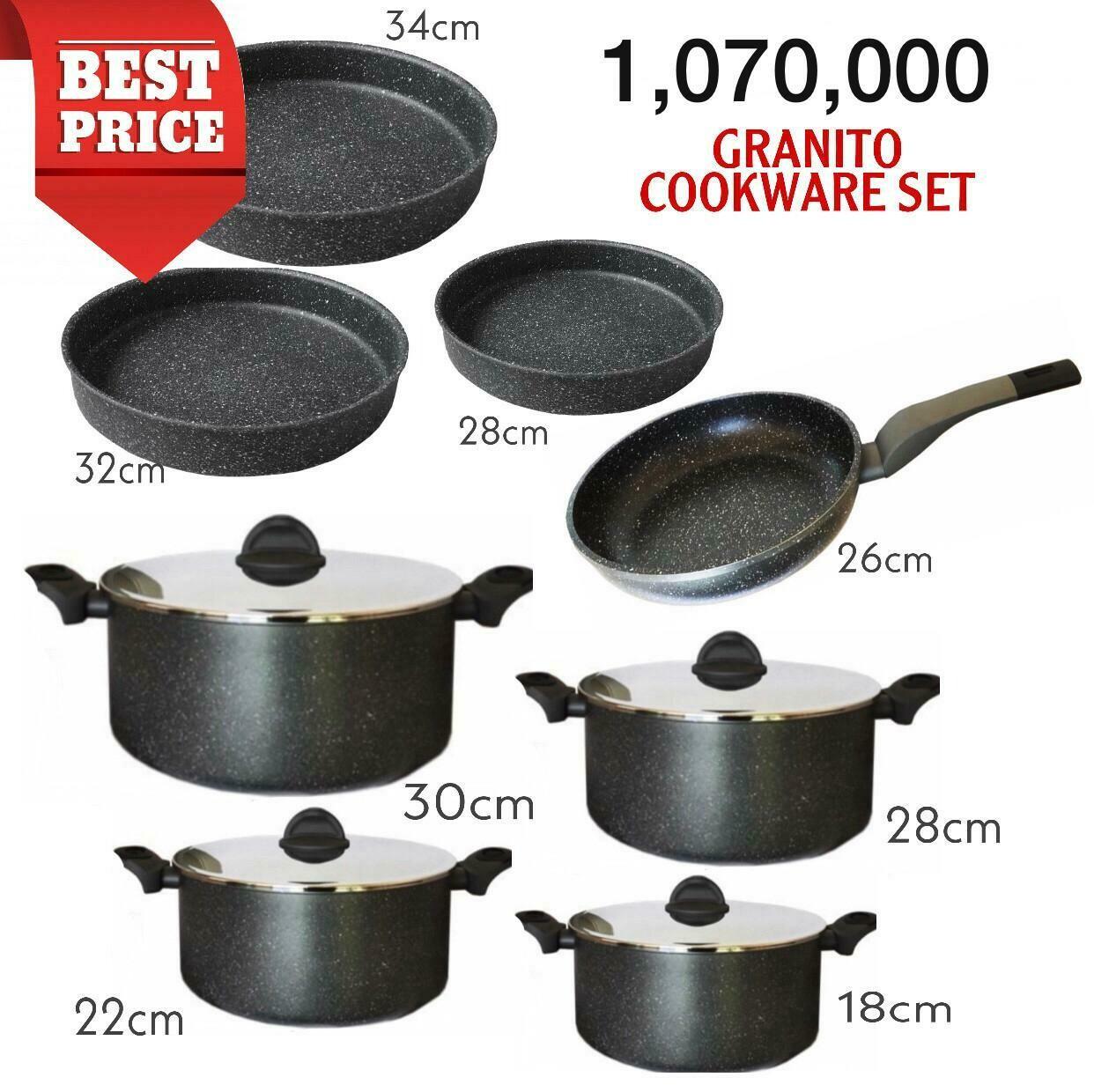 Granito Cookware Offer