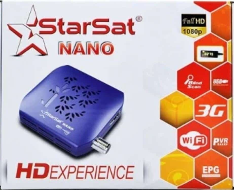 Starsat Nano Receiver