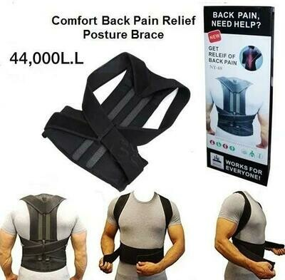 Back Pain Relief Brace