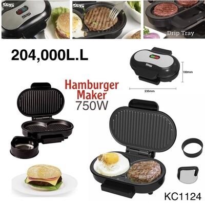DSP Hamburger Maker