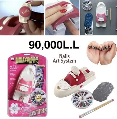 Hollywood Nails Kit