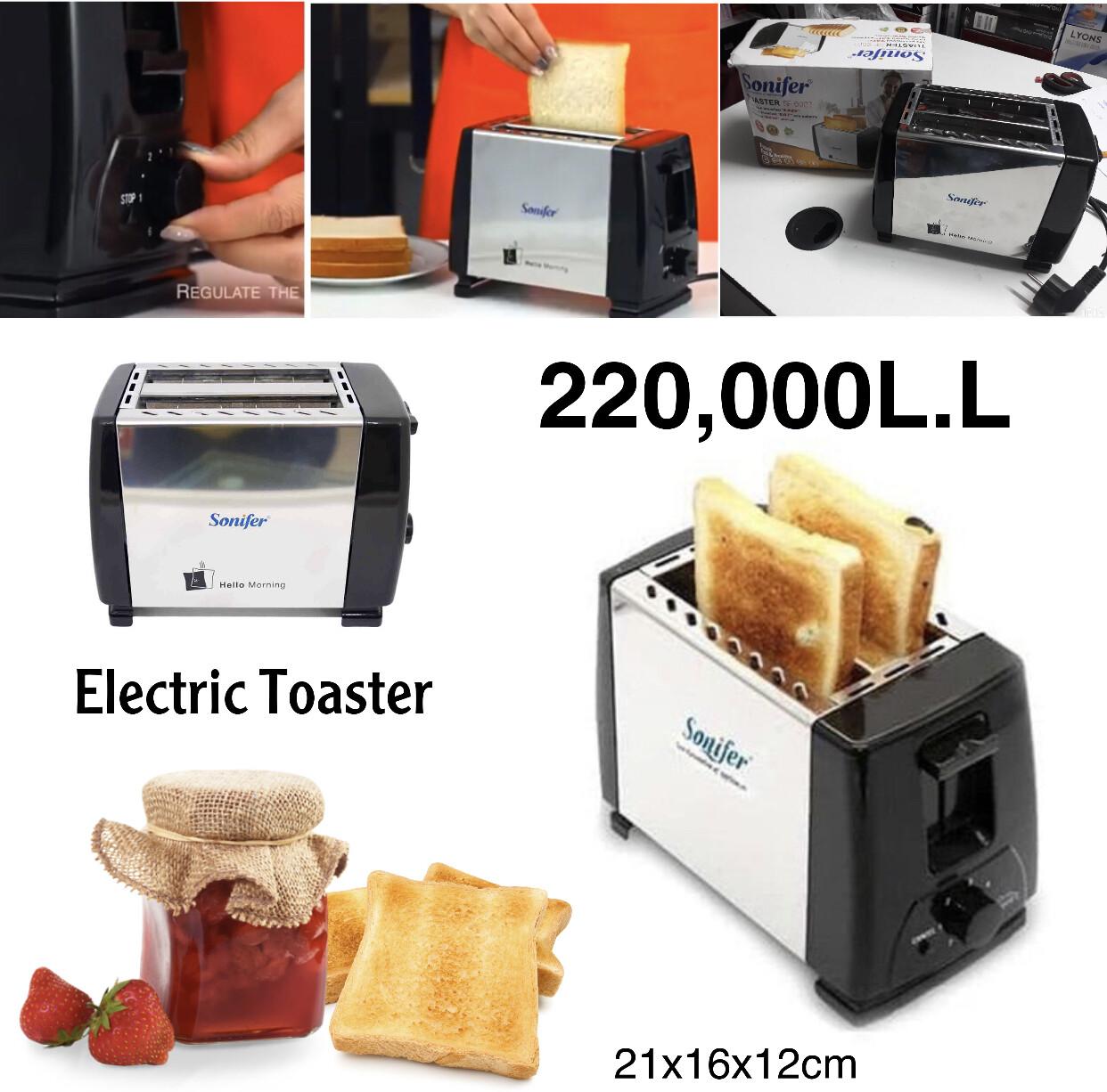 """Sonifer"" Toaster"