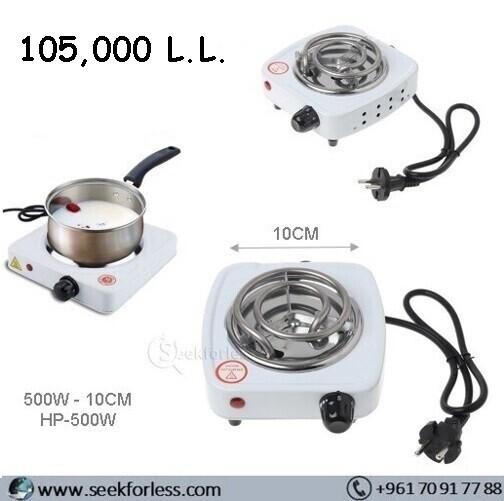 Hot Plate (HP-500W) 10CM