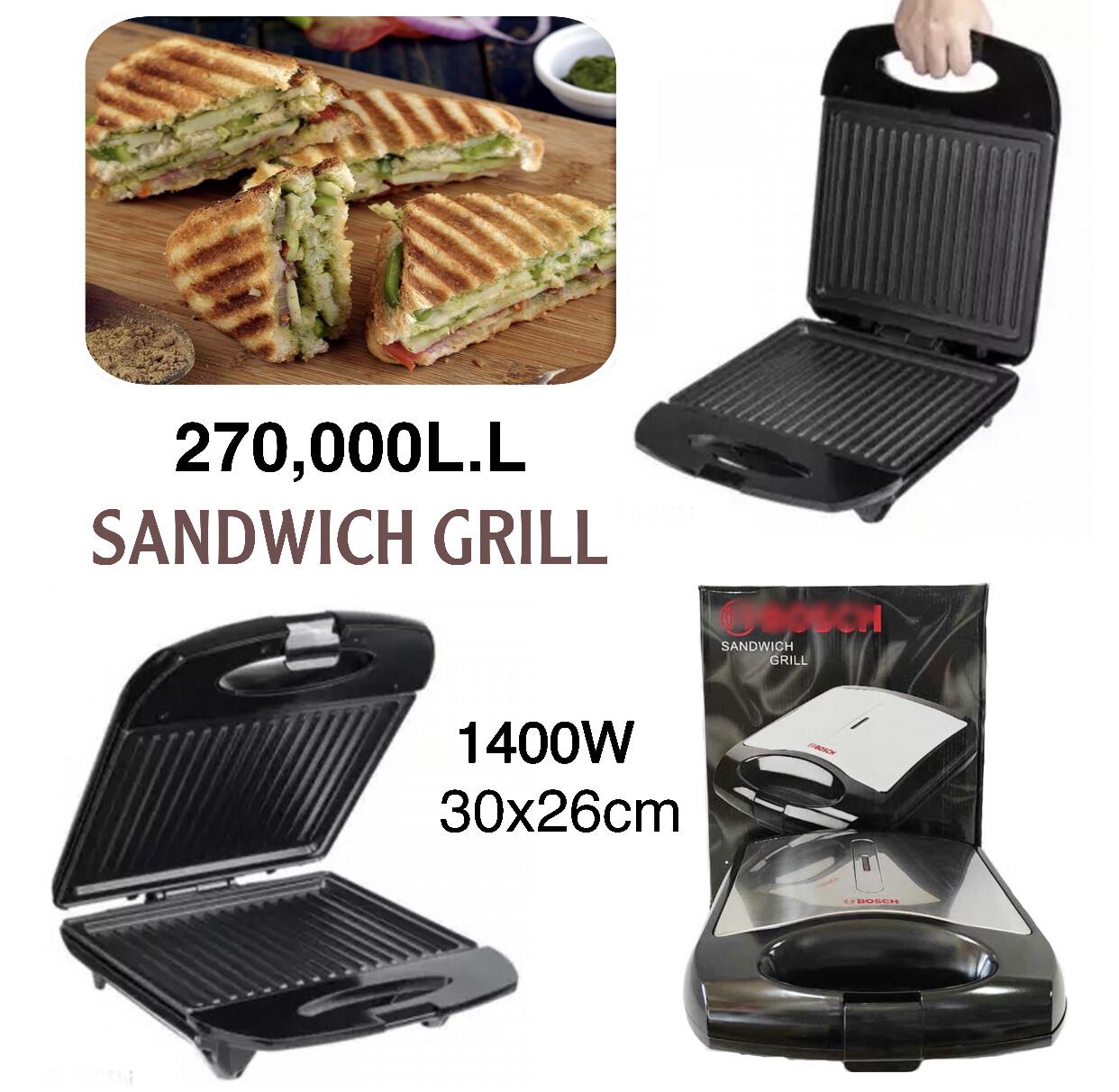 Sandwich Grill BO-811
