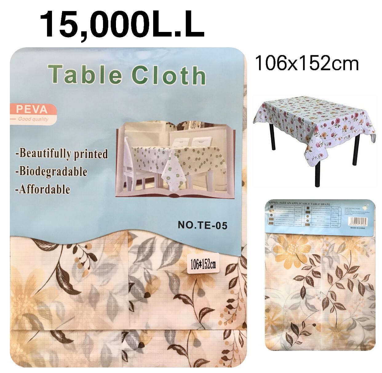 Table Cloth TE-05(2)