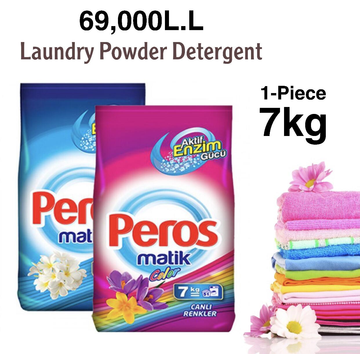 Laundry Detergent 7kg