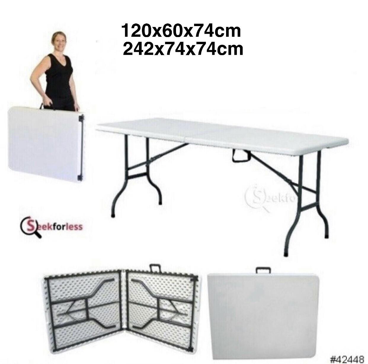 """Large Folding Table"