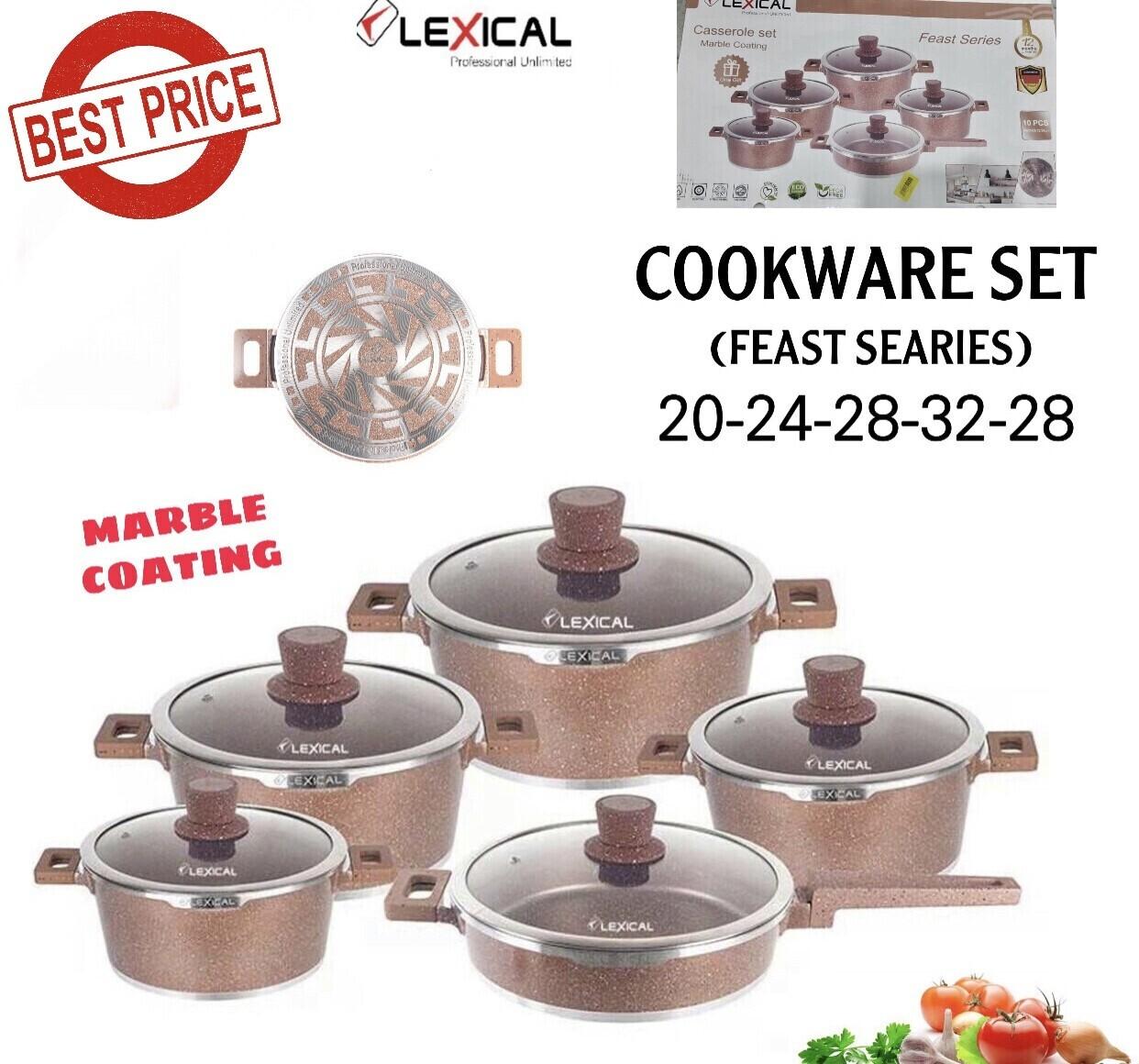 Lexical Cookware Set