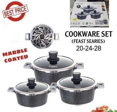Lexical Cookware (Black)