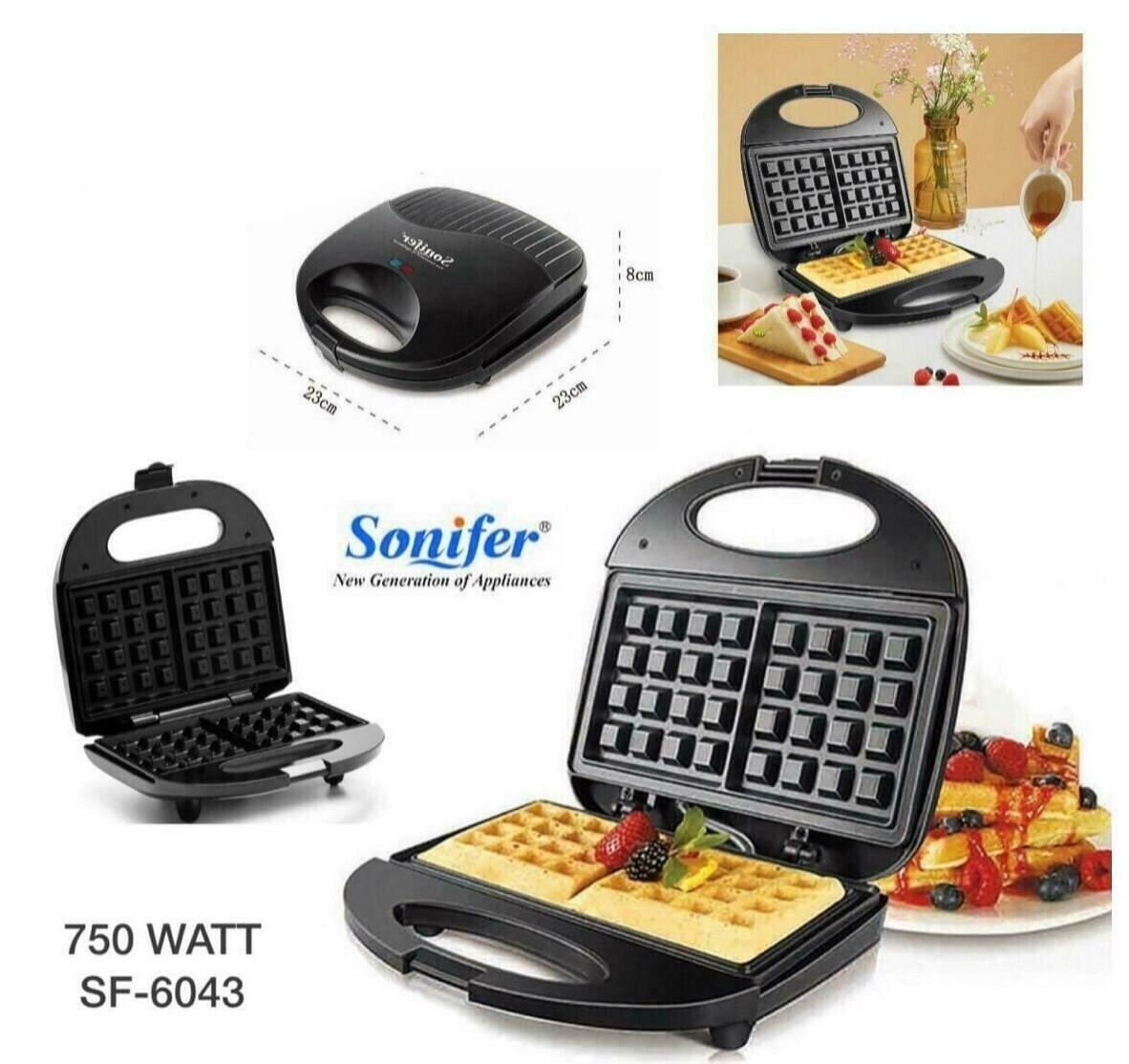 SONIFER Waffle Maker
