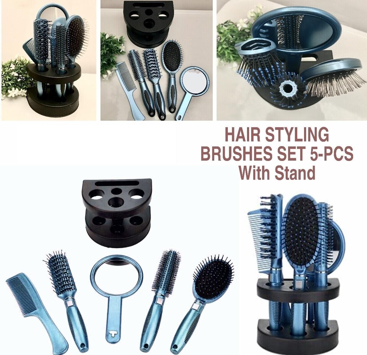 Hair Brushes Set