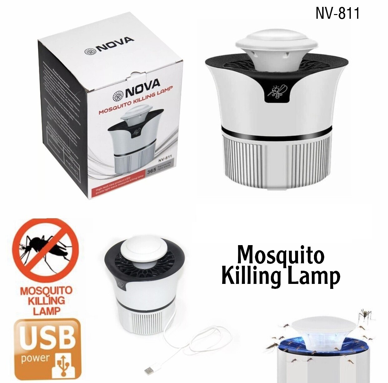 NOVA Killing Lamp NV-811