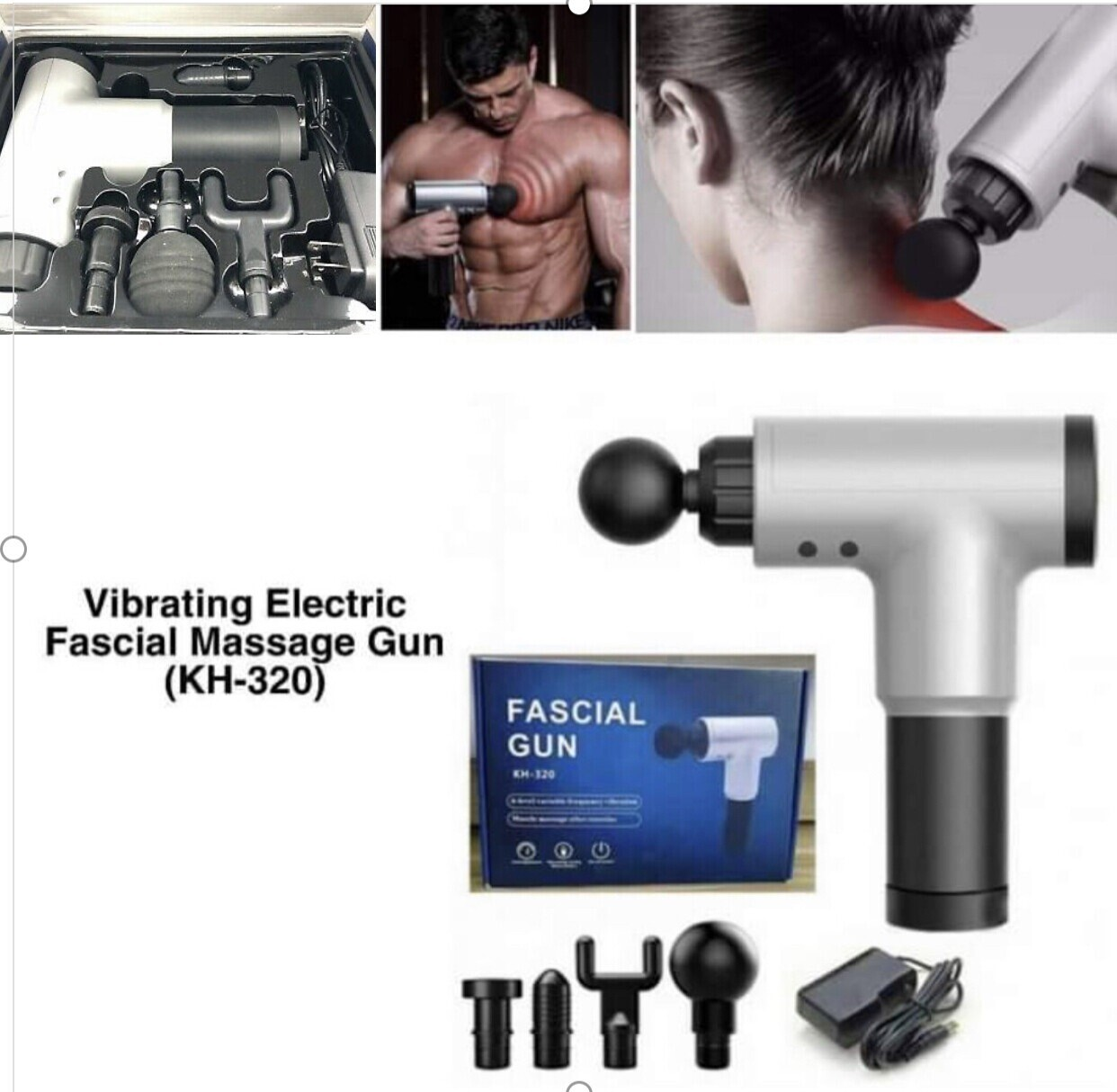 Fascial Gun