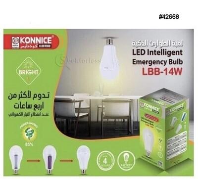 LED Intelligent Emergency Bulb