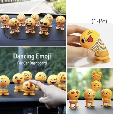 Dancing Car Emoji