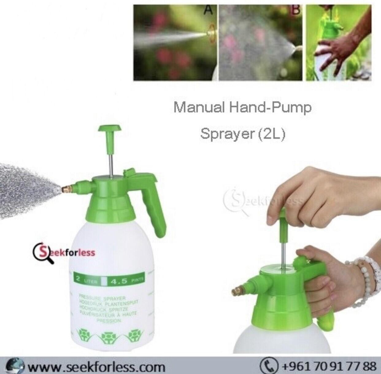 Hand-Pump Sprayer