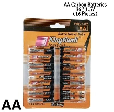 AA Batteries (16pc)