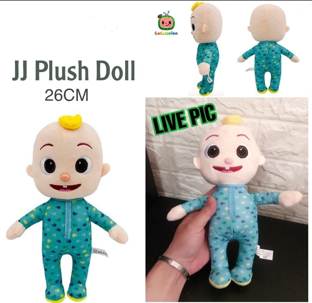 JJ Plush Doll