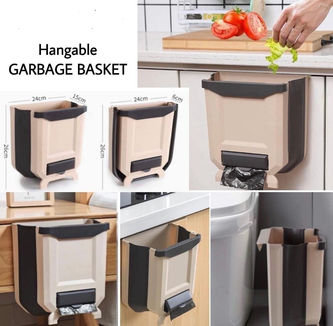 Hangable Garbage Basket