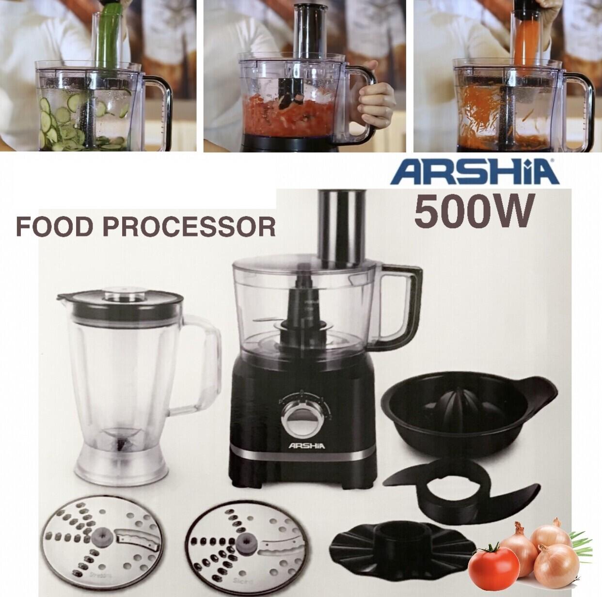 ARSHIA Food Processor