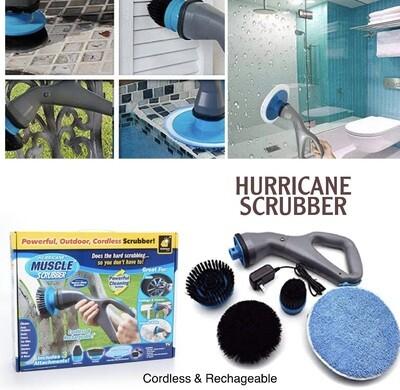 Hurricane Scrubber