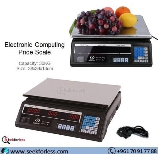 Computing Price Scale