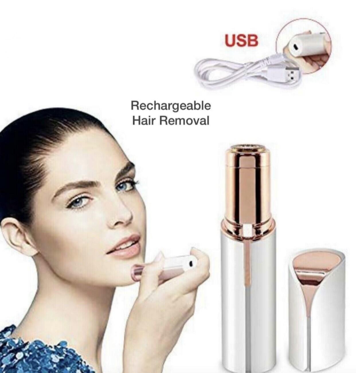 Rechargeable Facial Hair Remover