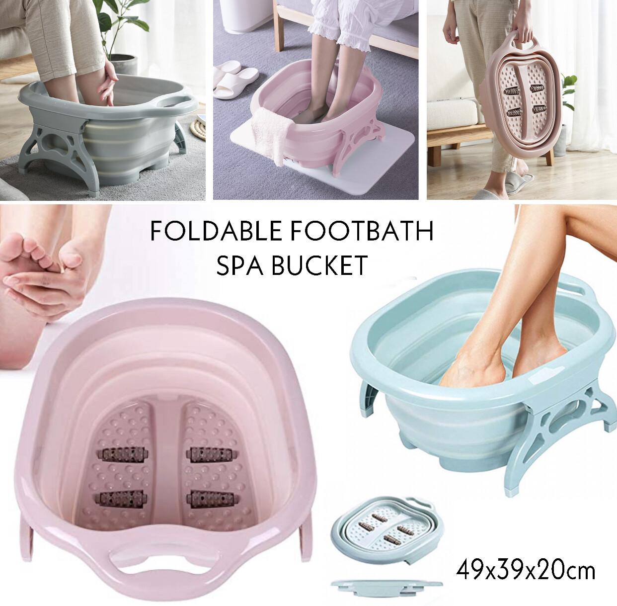 Foldable Footbath Bucket