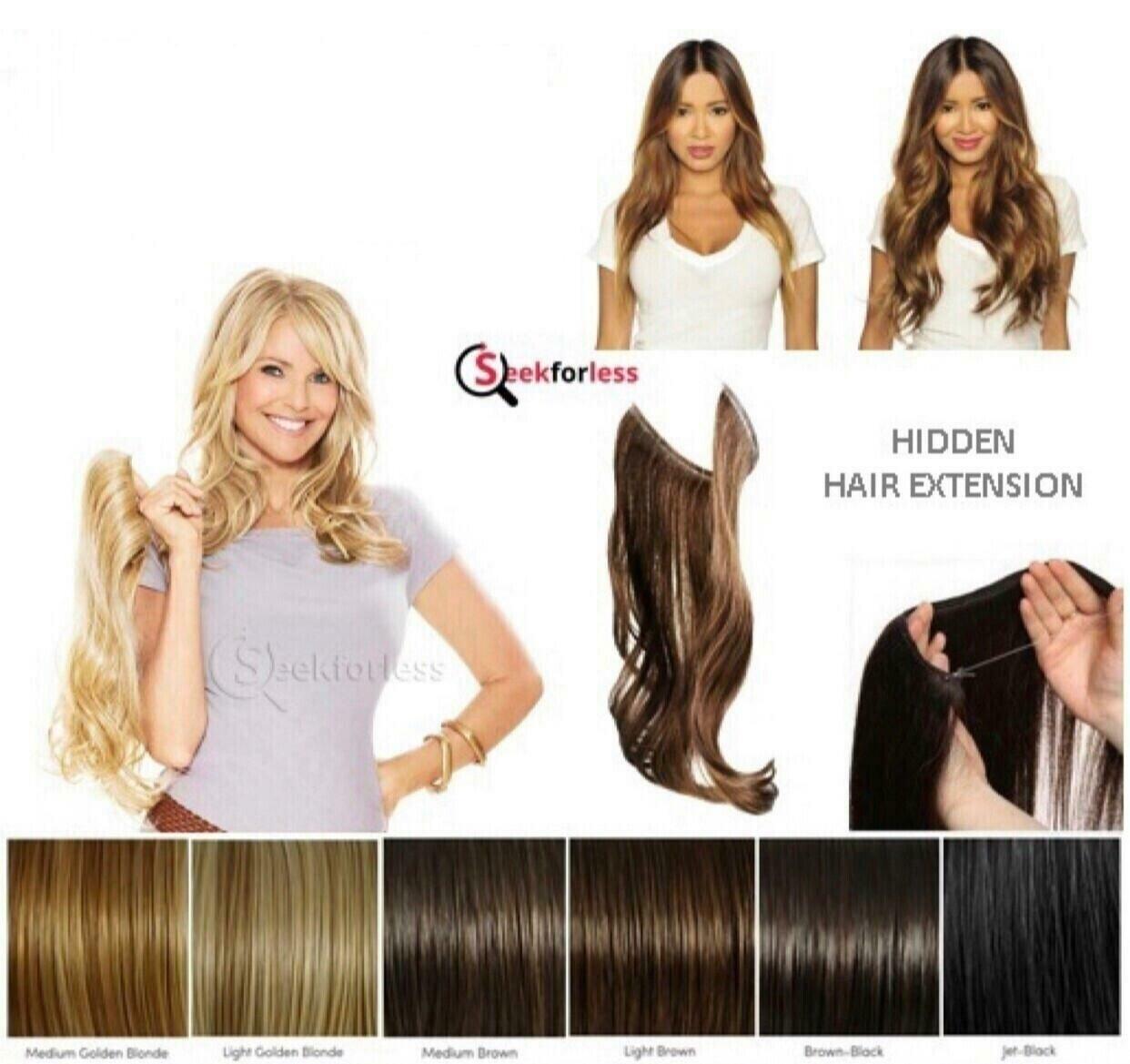 1pc Hidden Hair Extension