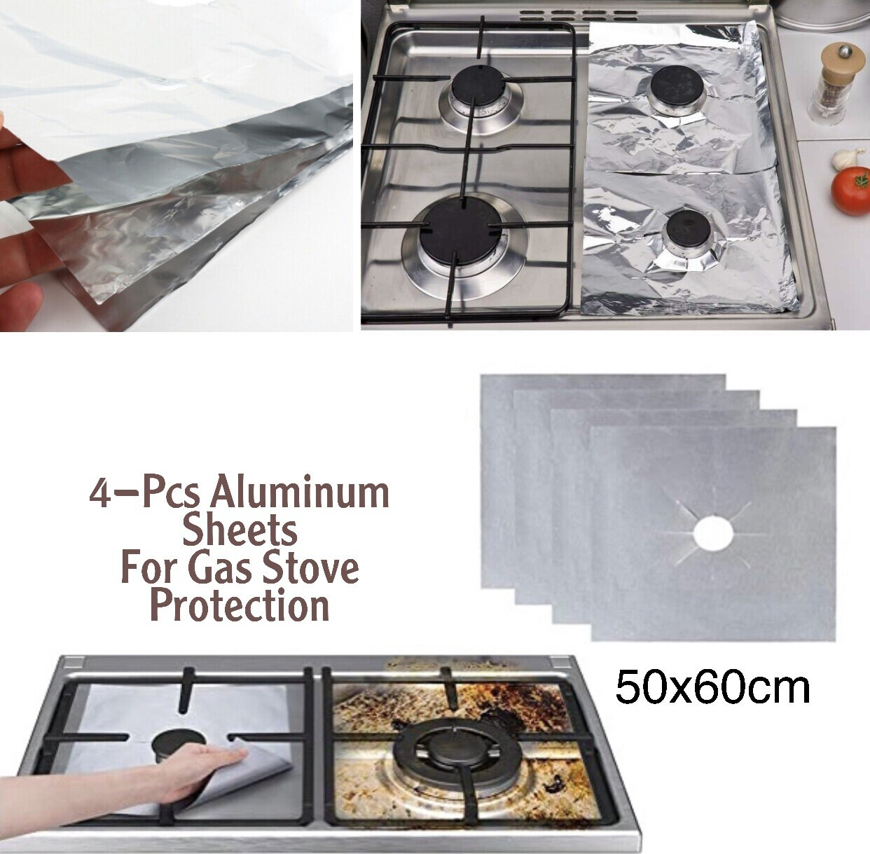 Aluminum Stove Sheets