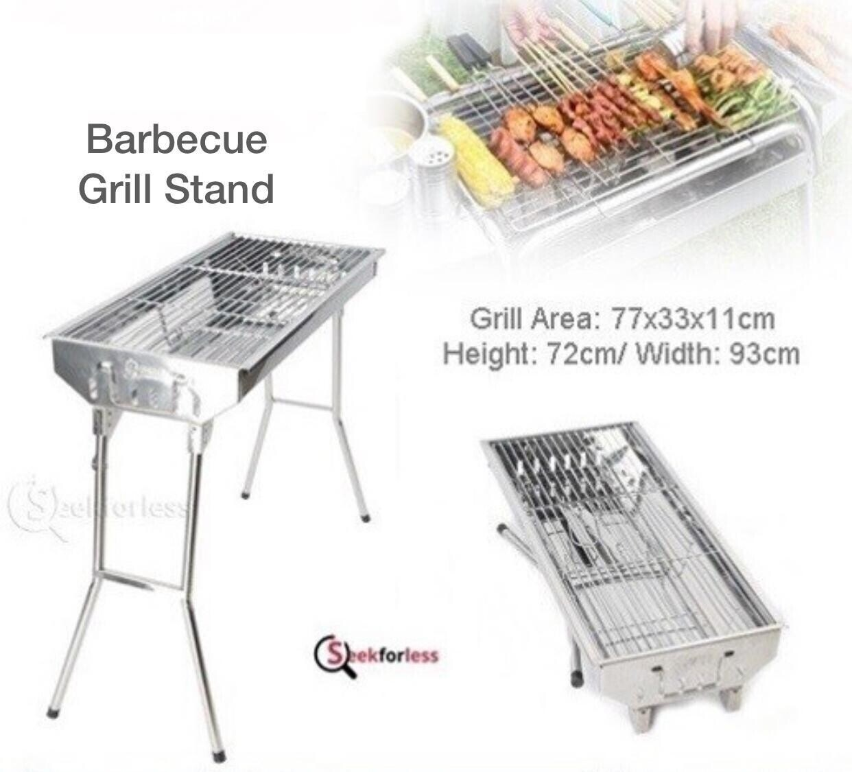 Barbecue Grill Stand